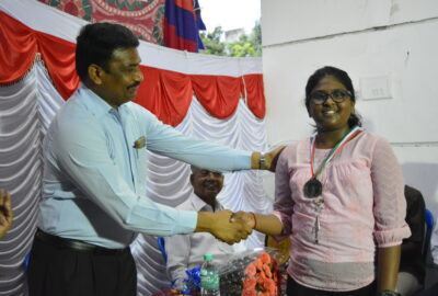 2nd Tamilnadu State - Inter School - Shooting Competition